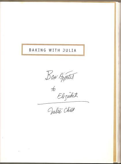 autograph, julia